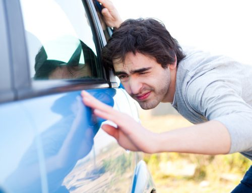 How to Remove a Scratch From Your Car