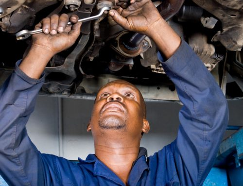HOW TO PICK A REPAIR SHOP