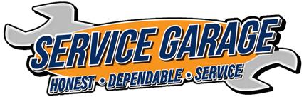 Service Garage Logo